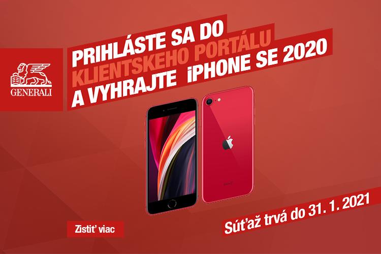 Vyhrajte iphone