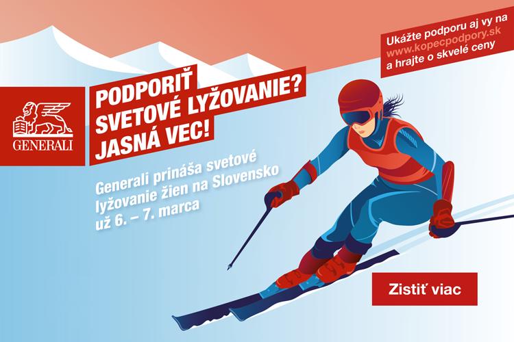 SP v alpskom lyžovaní žien, Jasná 2021